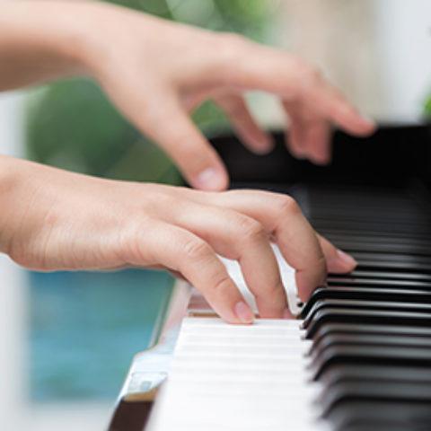 Retour des cours de piano sur l'antenne de Béthune
