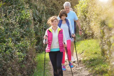 La marche, une activité naturelle