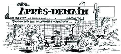 La CMCAS Nord Pas-de-Calais vous présente deux BD créées en partenariat avec «Colère du Présent»