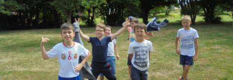 Le reportage vidéo de la colo de l'été 2020 à Villers-sur-Fère