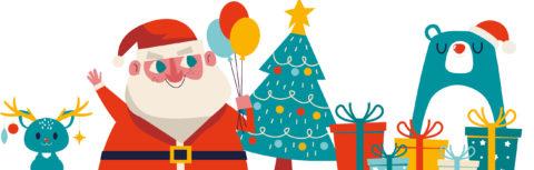 L'arbre de Noël de la CMCAS